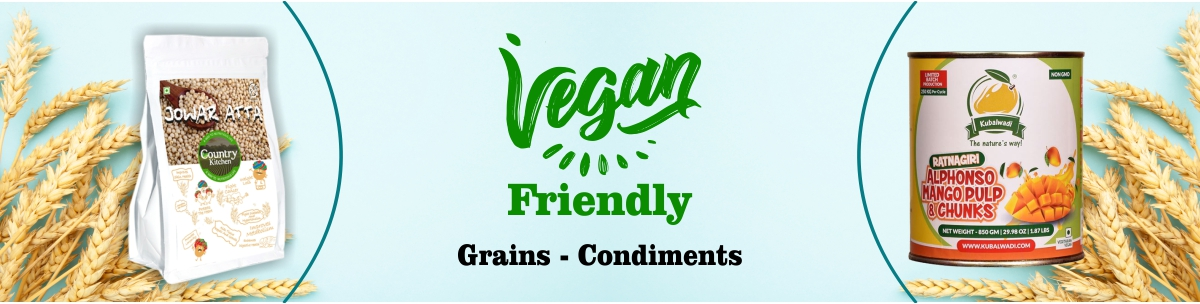 Vegan Grain Condiments